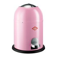Wesco Single Master Bathroom Bin Pink
