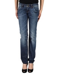 Jucca Denim Pants Blue