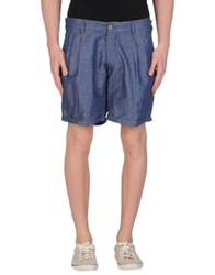 Messagerie Denim Bermudas Blue