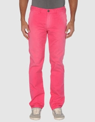 Tommy Hilfiger Denim Casual Pants Fuchsia