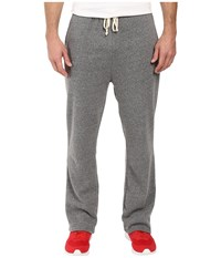 Alternative Apparel Eco Fleece The Hustle Open Bottom Sweatpants Eco Grey Men's Fleece Gray