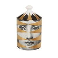 Fornasetti Scented Candle Losanghe Gold