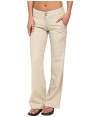 Royal Robbins Panorama Pant Soapstone Women's Casual Pants Beige