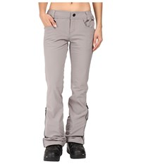 Volcom Snow Frochickie Insulated Pants Dark Navy Women's Casual Pants
