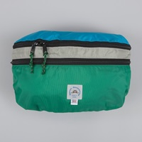 Mountaineering Fanny Pack Kelly Silver Aqua