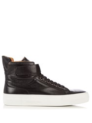 Armando Cabral High Top Leather Trainers
