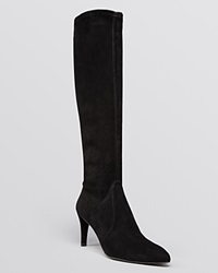 Stuart Weitzman Pointed Toe Tall Boots Coolboot High Heel