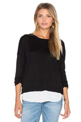 Feel The Piece Ann Sweater Black