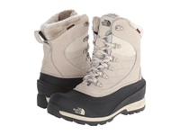 The North Face Chilkat 400 Simply Taupe Brown Tnf Black Women's Boots Neutral