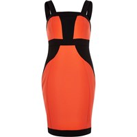 River Island Womens Red Bodycon Pencil Dress
