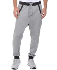 2Xist 2 X Ist Men's Terry Jogger Pants Light Grey