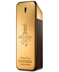 Paco Rabanne 1 Million Eau De Toilette 3.4 Oz