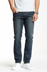 Rvca Regulars Slim Fit Jean Blue