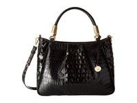Brahmin Ruby Black Handbags