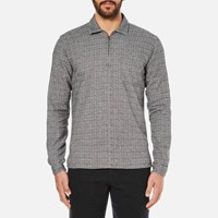 Oliver Spencer Men's Faro Shirt Buckland Grey