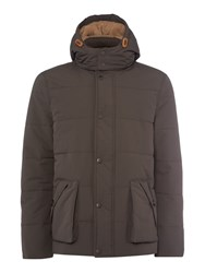Howick Men's Rockport Padded Jacket Khaki