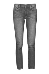 French Connection Skinny Stretch Rebound Denim Charcoal