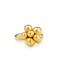 Mini Atomo 18K Gold Ring Marina B