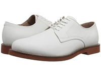 Bass Buckingham White Nubuck Men's Lace Up Casual Shoes