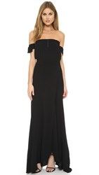 Flynn Skye Bella Maxi Dress Black