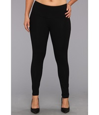Lysse Plus Size Tight Ankle Legging 12190 Black Women's Clothing