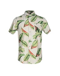 Deus Ex Machina Shirts Shirts Men Green