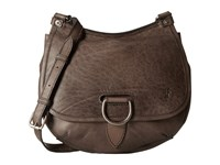 Frye Amy Crossbody Grey Cross Body Handbags Gray