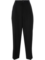 Mcq By Alexander Mcqueen Mcq Alexander Mcqueen Tapered Loose Trousers Black