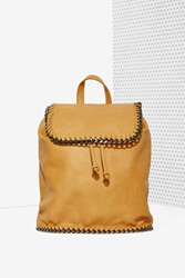 Nasty Gal Dillon Chain Backpack