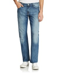 Mavi Jeans Cotton Matt In Light Wash