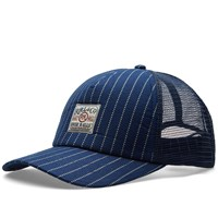 Rrl Trucker Cap Blue