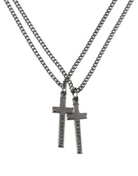 Dsquared2 Necklaces Silver
