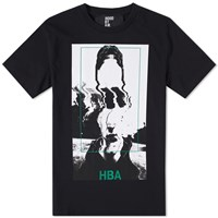 Hood By Air Montgomery Tee Black