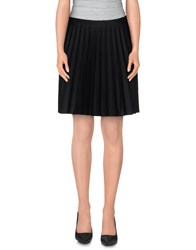 Only Skirts Knee Length Skirts Women Black