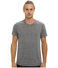 Alternative Apparel S S Crew Tee Eco Grey Men's T Shirt Gray