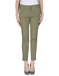 Rossopuro Casual Pants Military Green
