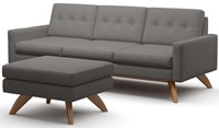 Truemodern Luna 3 Way Loft Sofa