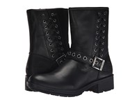 Harley Davidson Angelita Black Women's Pull On Boots