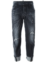 Dsquared2 'Workwear' Jeans Black