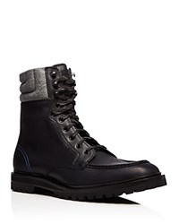 Cole Haan Judson Tall Boots Black