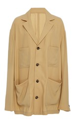 Band Of Outsiders Ahorna Workers Jacket Tan