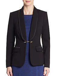 Ivanka Trump Toggle Blazer Black