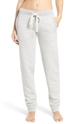 Daniel Buchler Women's Quilted Cotton Joggers