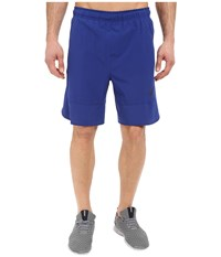 Nike Flex 8 Shorts Deep Royal Blue Black Men's Shorts