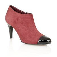 Lotus Kari Court Shoes Bordeaux