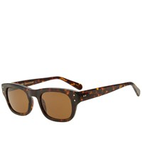 Moscot Nebb 48 Sunglasses Brown