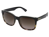 Von Zipper Howl Brown Fade Rasberry Gradient Fashion Sunglasses