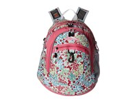 High Sierra Bts Fat Boy Backpack Summer Flight Pink Lemonade White Backpack Bags Gray