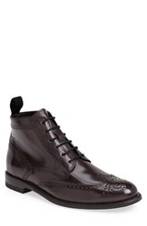 Men's Sendra 'Newport' Wingtip Boot Grey
