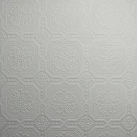 Graham And Brown Small Squares Paintables Wallpaper Sample Swatch